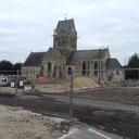 Sainte Mere Eglise, Normandy