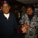 Maurice and Shirley Robinson 2015