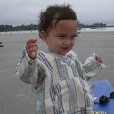 Nash at Higgins Beach 2013