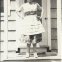 Nana On Porch