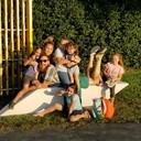 family fun at Botanical Garden