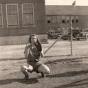 Marie Played Baseball