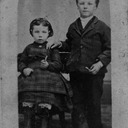 Jane_Alice_Handy_and_George_A._Handy as children